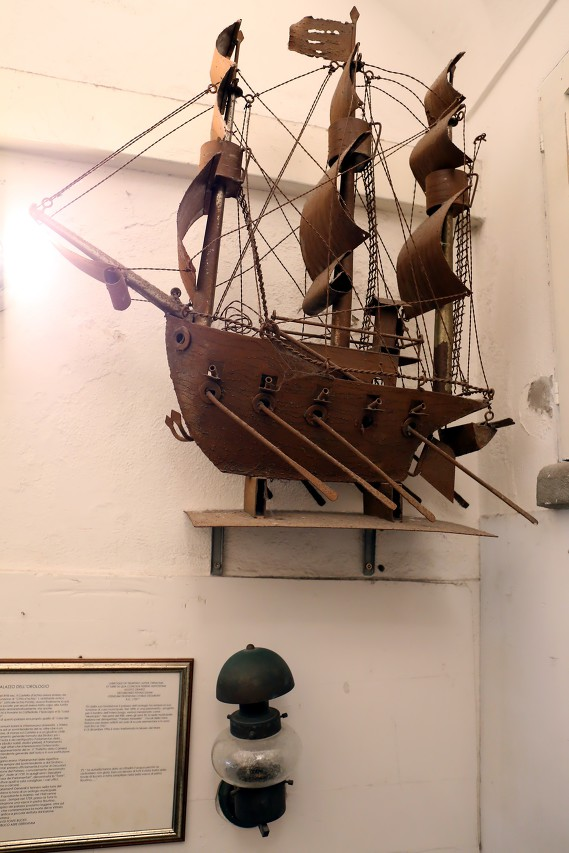 Museo del Mare, Ischia