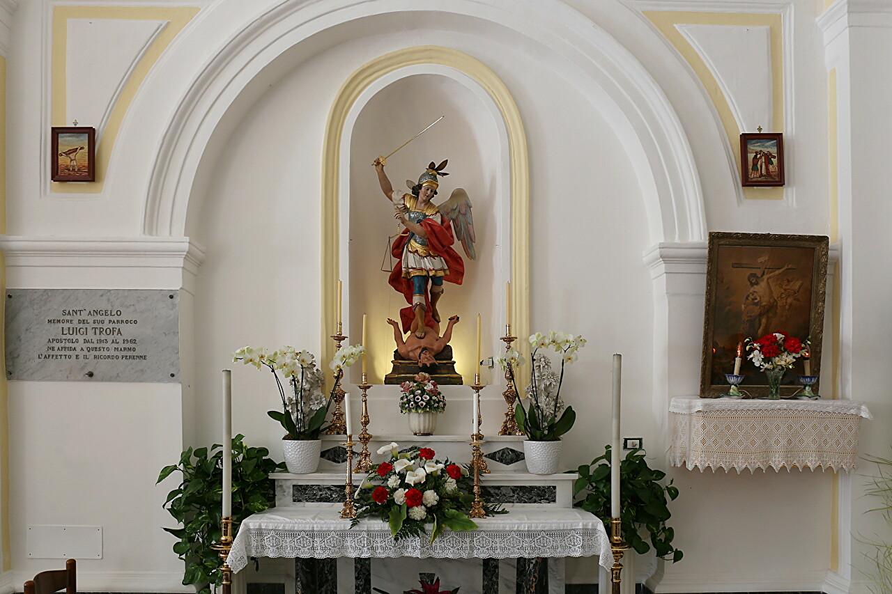 Church Of Michael The Archangel, Sant'Angelo