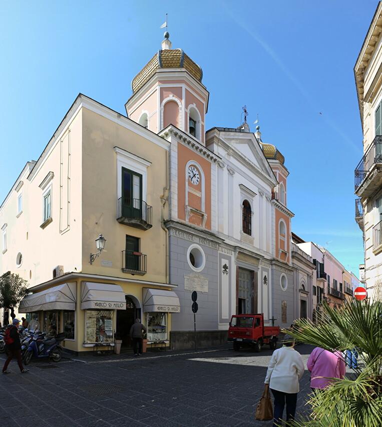 Church of Santa Maria di Loreto, Forio