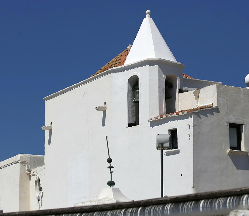 Soccorso church, Forio
