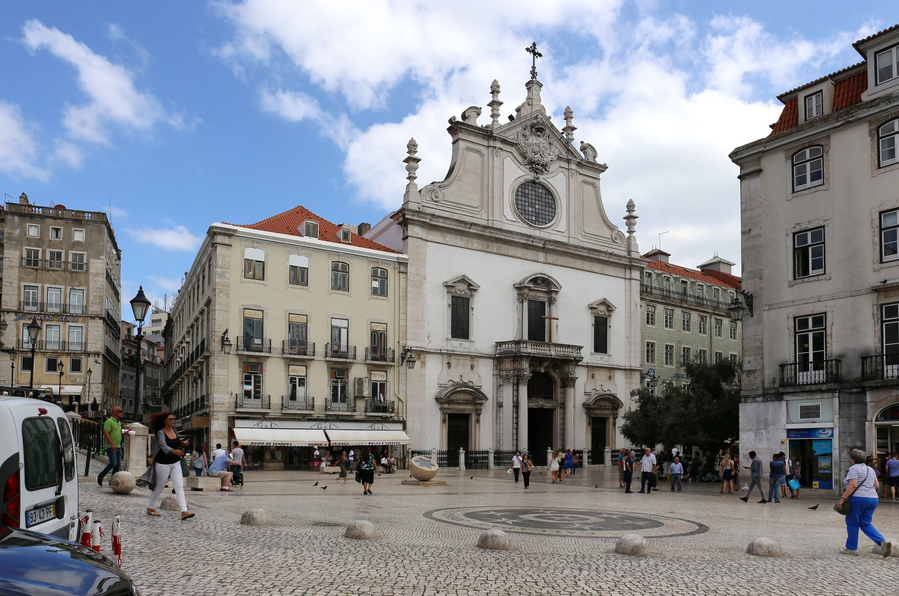 Площадь Святого Доминика, Лиссабон