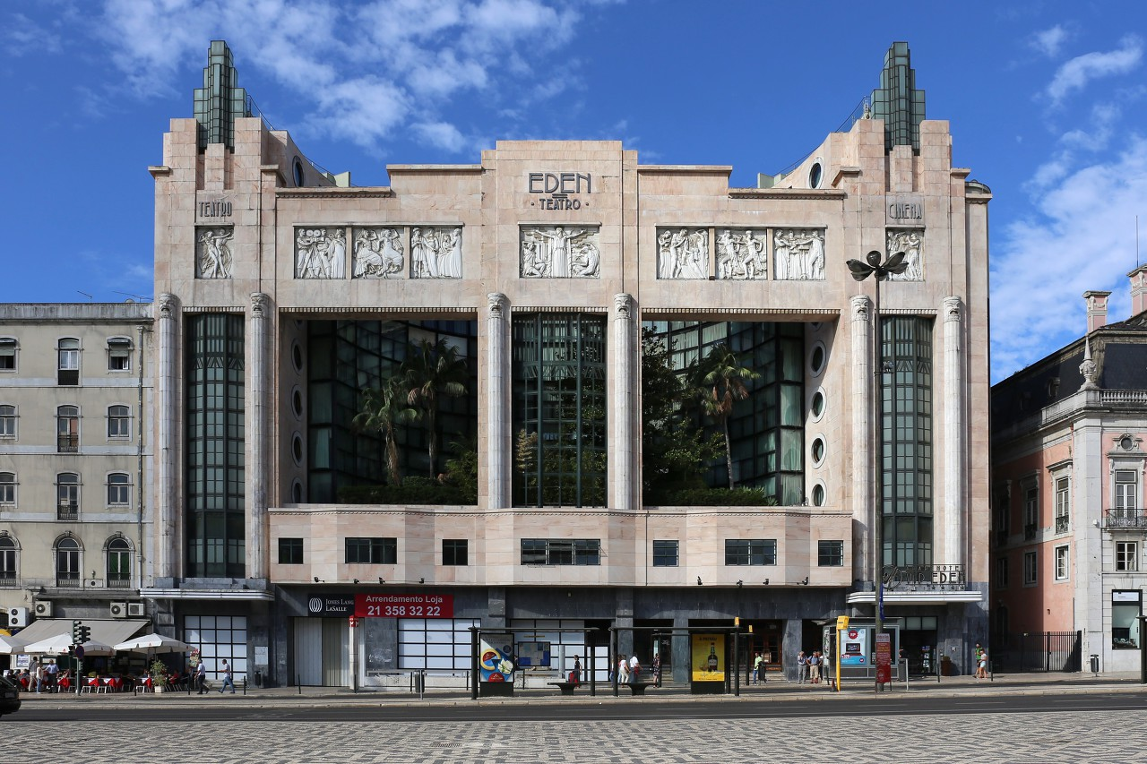 Cinema Éden, Lisbon