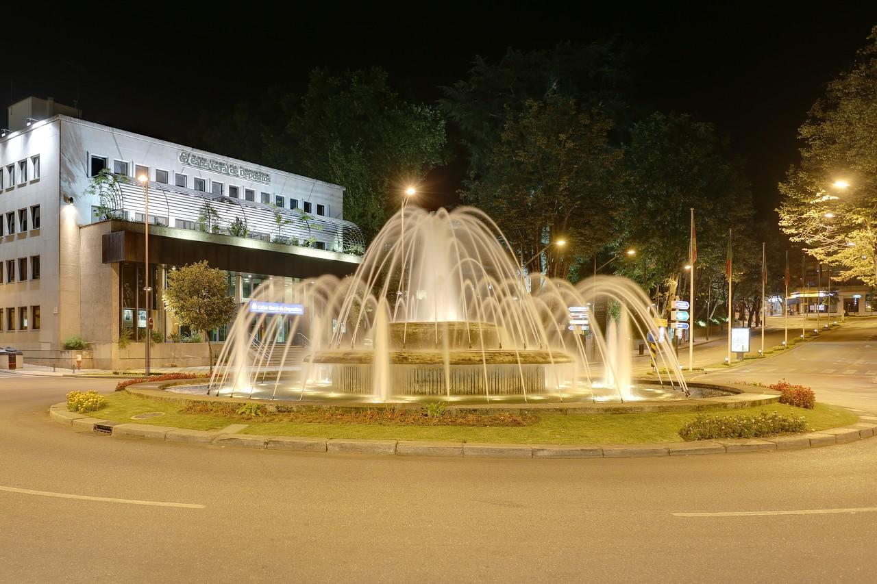 Ночной Визеу