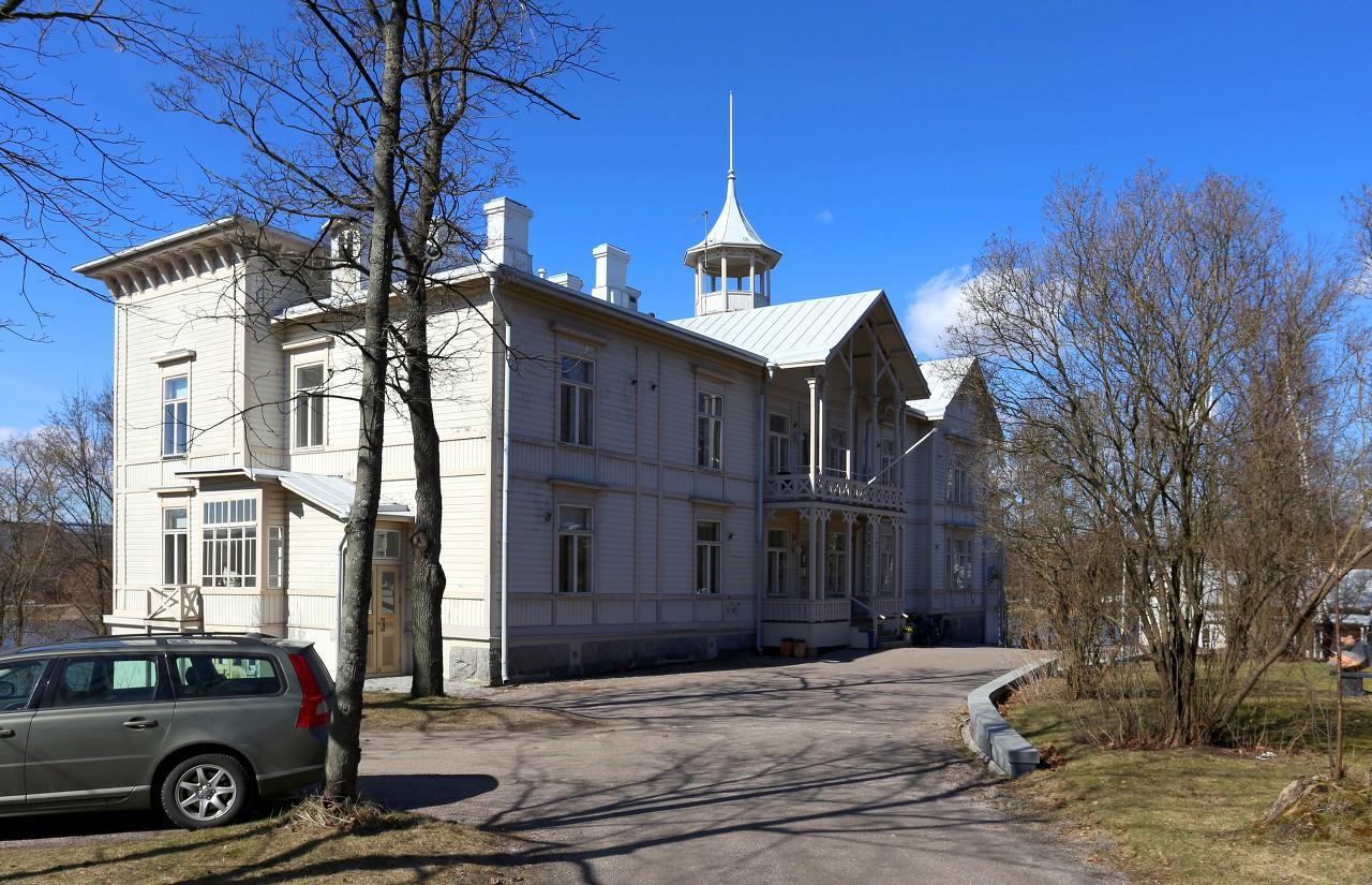Linnulaulu Park, Helsinki