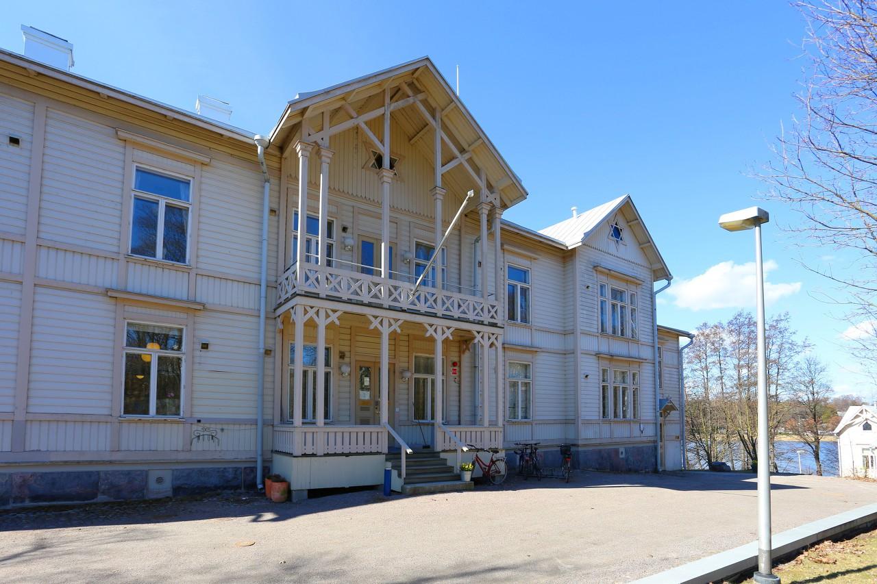 Helsinki. Villa Kivi
