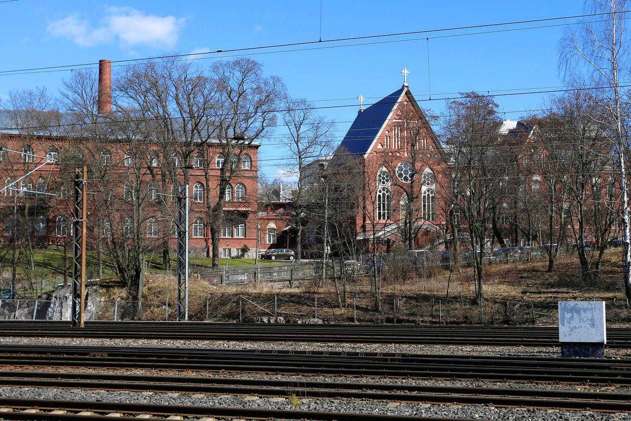 Helsingin Diakonissalaitos Hospital