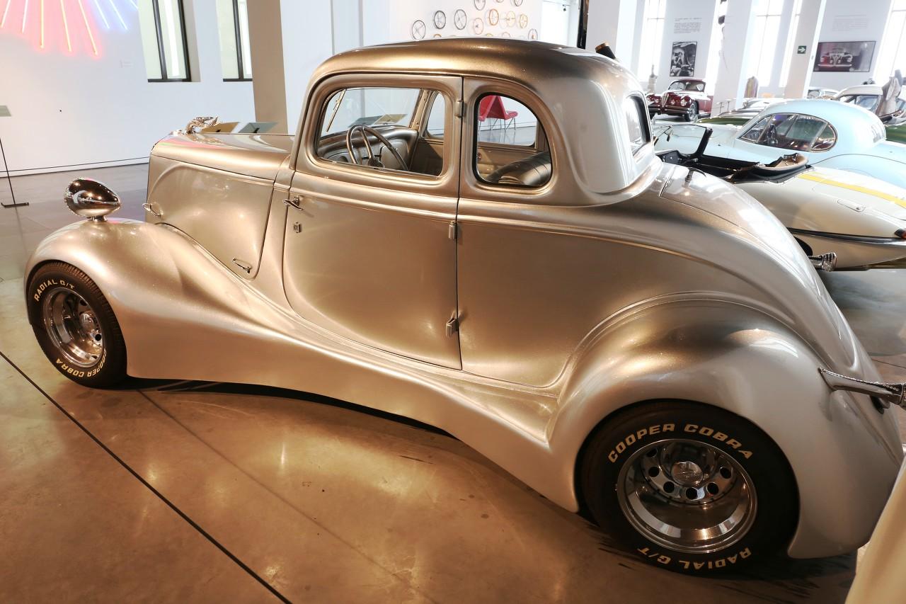 Хот-род Ford V8 'Серебряная рука', Малага