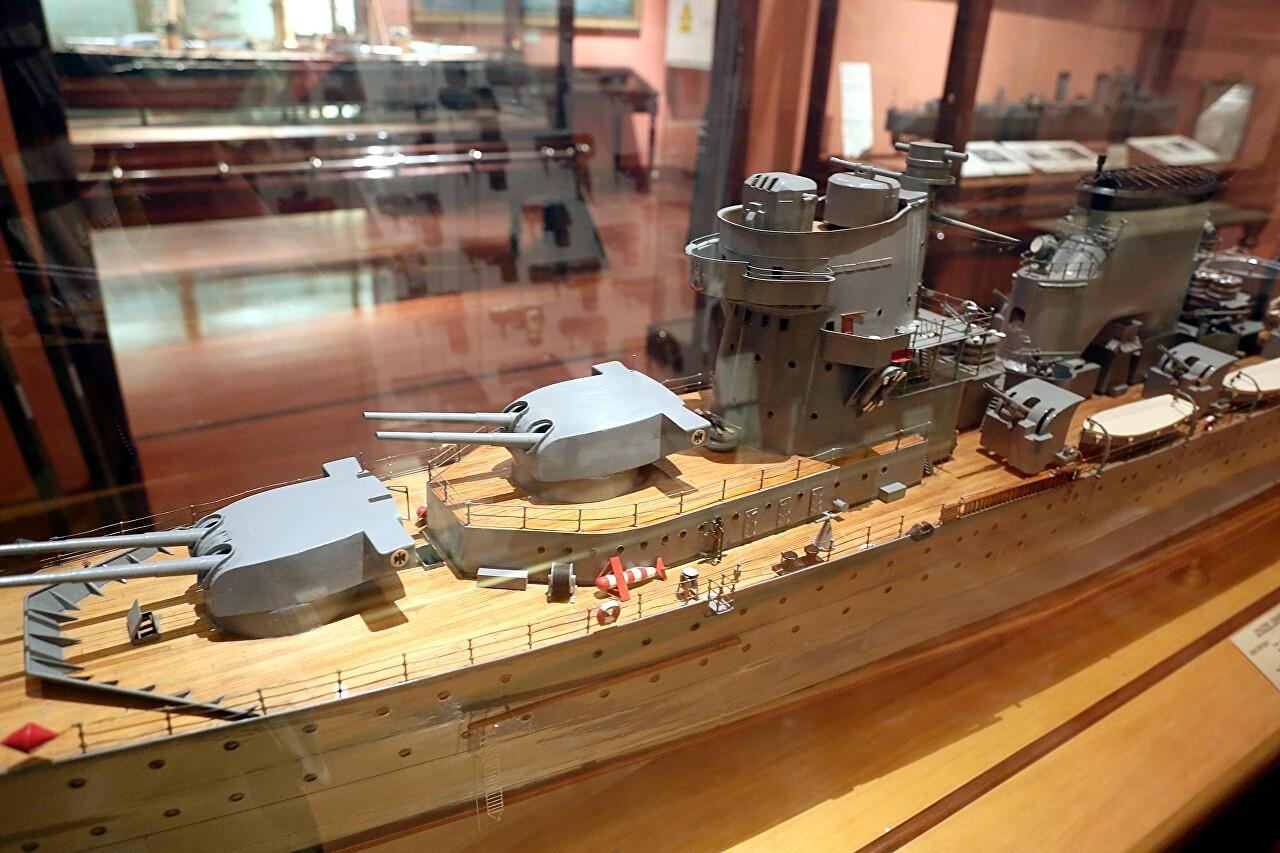 Canarias cruiser model