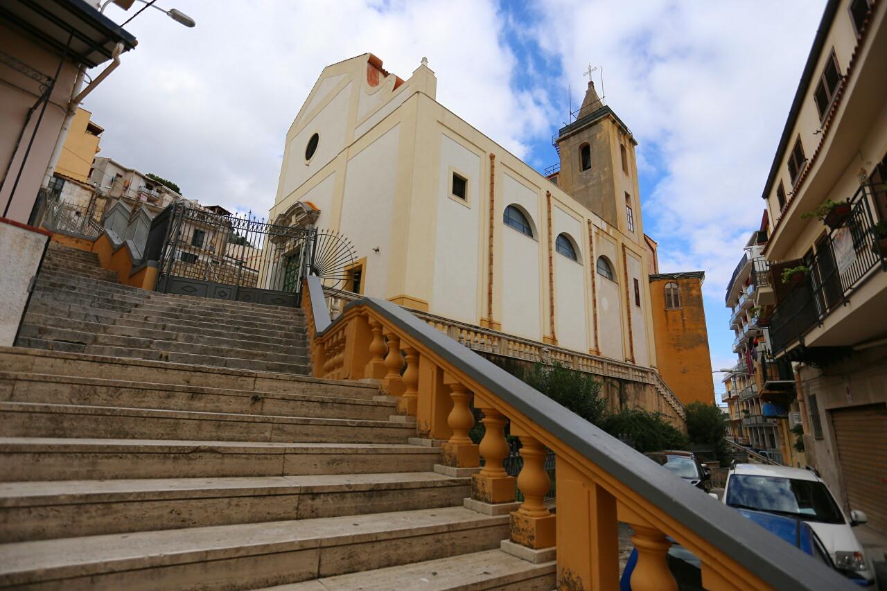Church Of The Holy Cross, Monreale