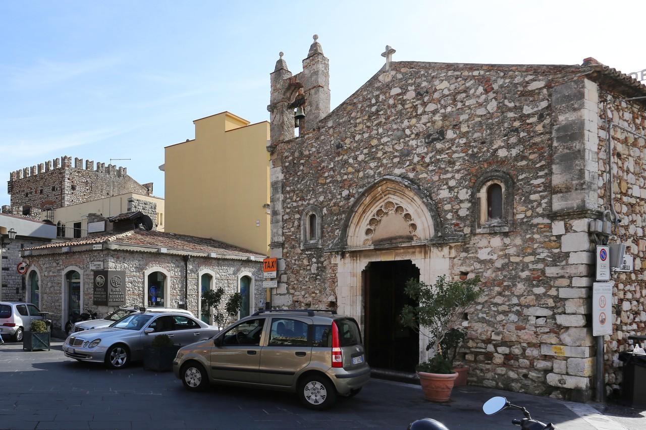 Church of St. Anthony, Taormina
