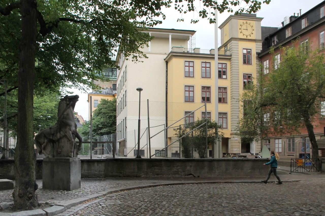 Школа Святого Николая (Эстонская школа), Стокгольм